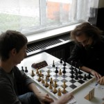 Sodoma-Bernášek na 1. šachovnici