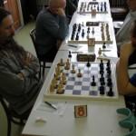 Pohled od 8. šachovnice