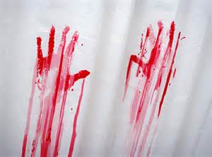 Krev z nosu lze tvořivě využít