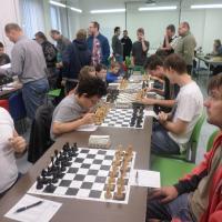 Konkurenční zápas krajské soutěže