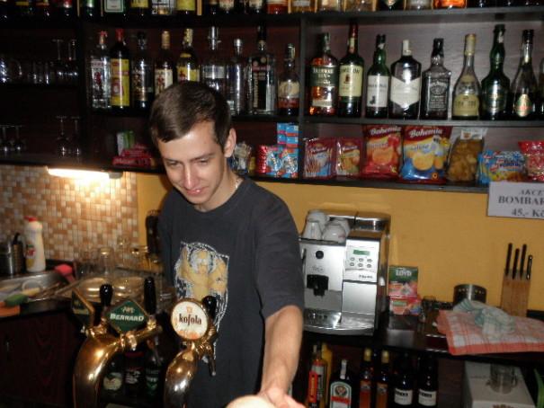 Náš útulný bar
