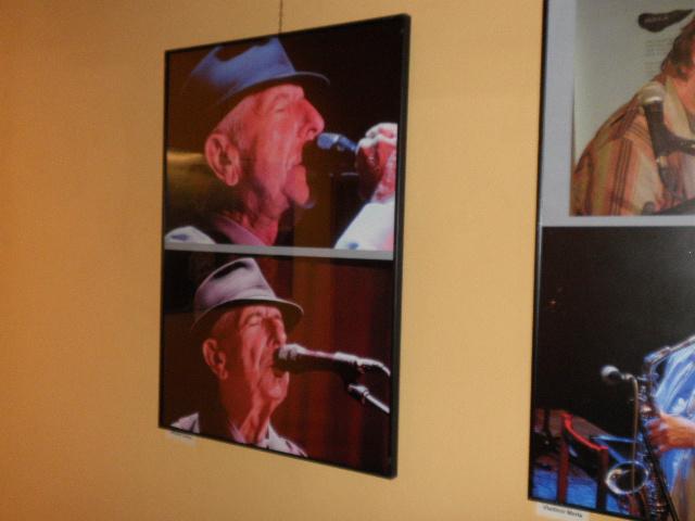 Leonard Cohen (a ne Freddie Krueger)