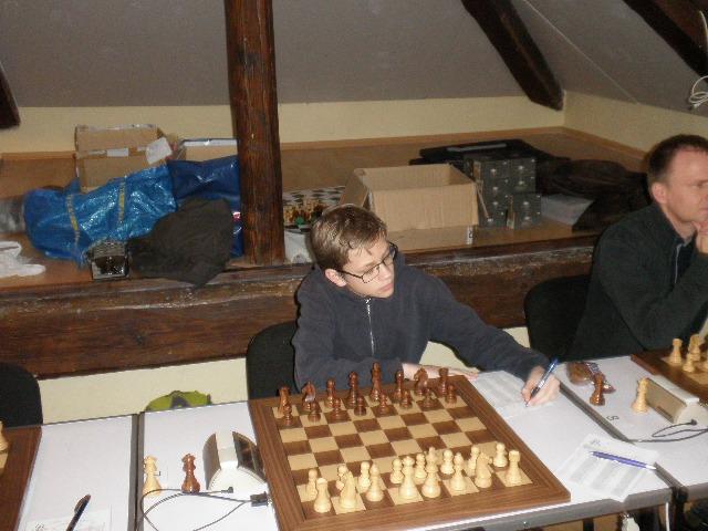 Pařízek má šachovou budoucnost před sebou!
