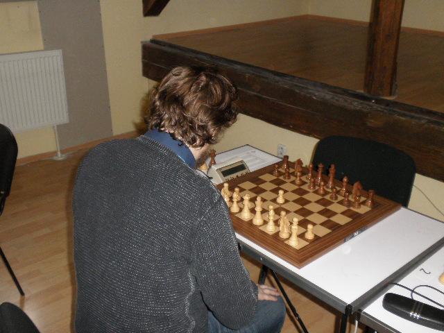 Melancholické zátiší : 1. d4 a Berny
