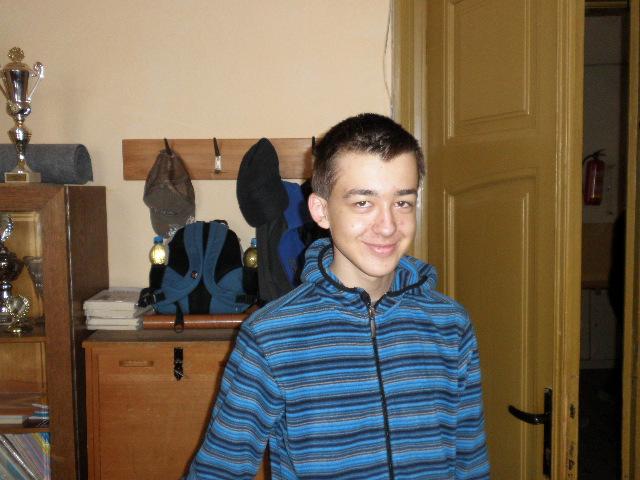 Tomáš Hurdzan bude mít důvod k úsměvu